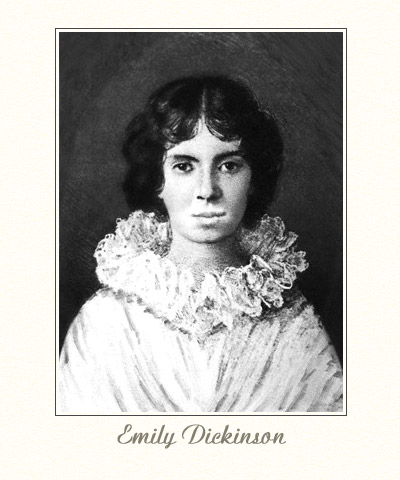 a biography of the american poet emily dickinson Emily dickinson (1830-1886) unknown as a poet during her lifetime, emily dickinson is now regarded by many as one of the most powerful voices of american culture.