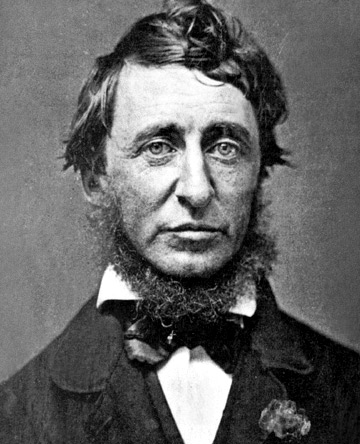 Henry David Thoreau Comes To The Aid Of Climate Science : 13.7: Cosmos ...