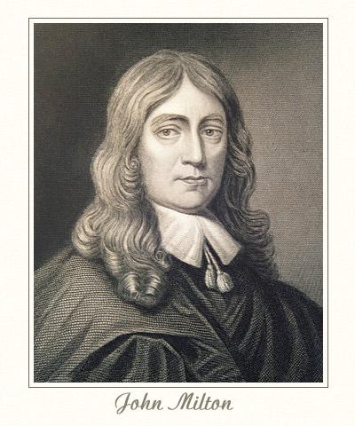 John milton biography