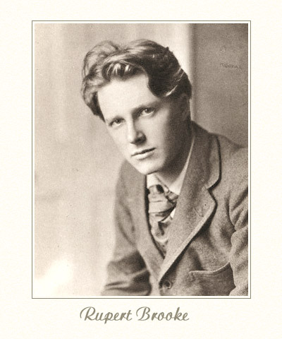 Rupert Brooke Pictures And Photos