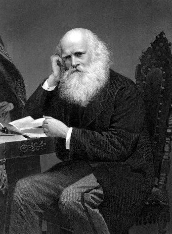 William Cullen Bryant short biography
